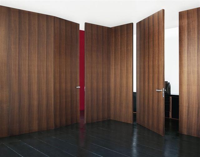 Moderne Holz Innentüren Schwingtür Wand Drehachse Doors   Kuchen Design Vom  Feinsten Modernes Kuchenprogramm Von Arredo