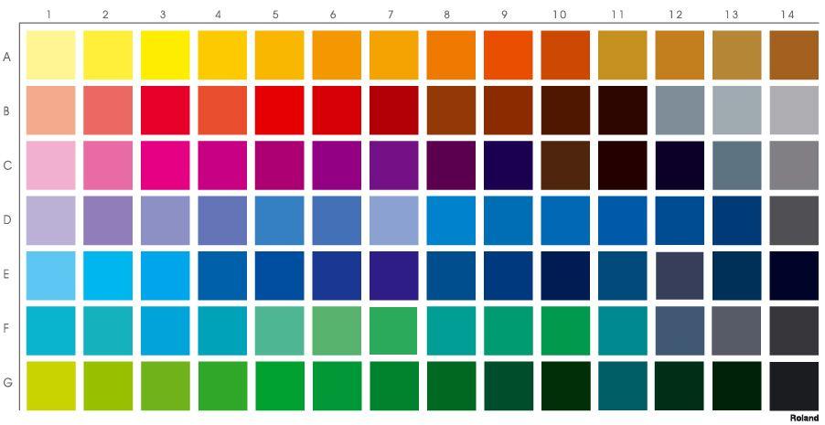 Download CMYK RGB PMS Fee Online PDF COLOUR COLOUR Pinterest - sample pantone color chart