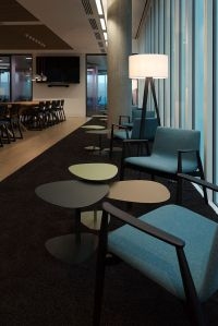 Contemporary office interiors by Magnus + Associates