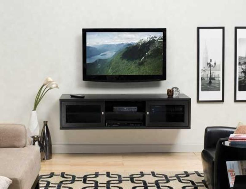 flat screen tv and fireplace in living room ideas Wall Mount Tv - tv in living room