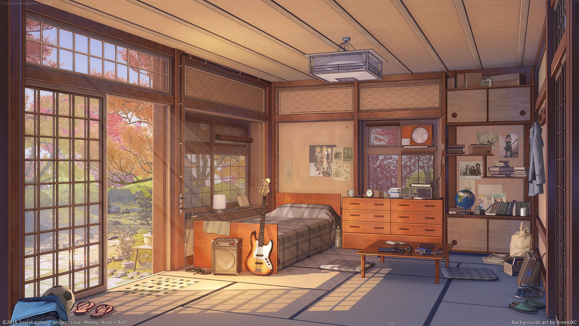 Bedroom Background Painting Http Imgbase Info Images Safe Wallpapers Anime Anime