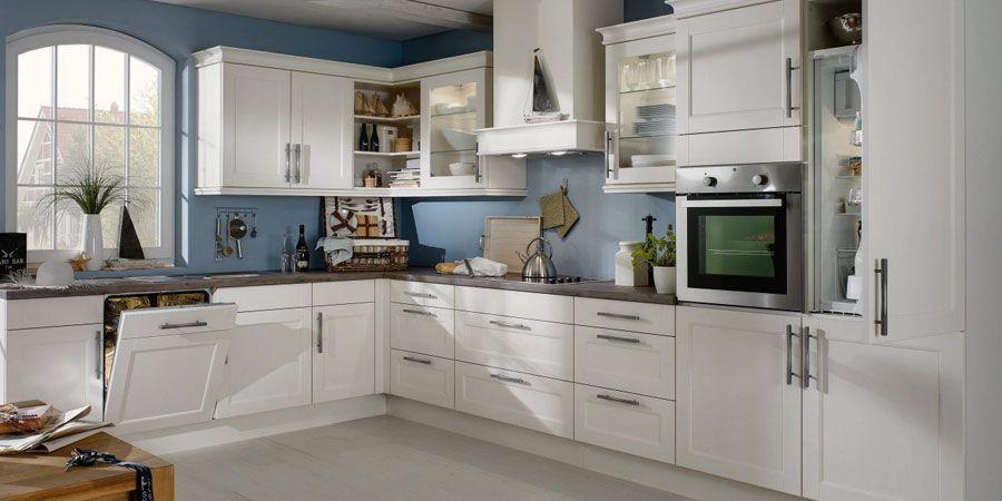 ... Traumküche Landhaus   Google Suche Kuchyna Pinterest   Schone Und  Luxuriose Massivholzkuchen Von Minacciolo ...
