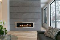 Floor to ceiling lightweight concrete panels by DEKKO ...