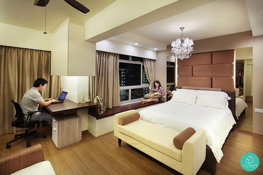 Bay Window Bedroom Design Ideas Singapore