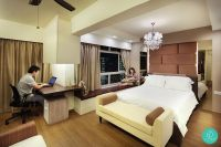 Bay Window Bedroom Design Ideas Singapore