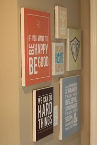 50 DIY wall art tutorials | Scrapbook paper, Free ...