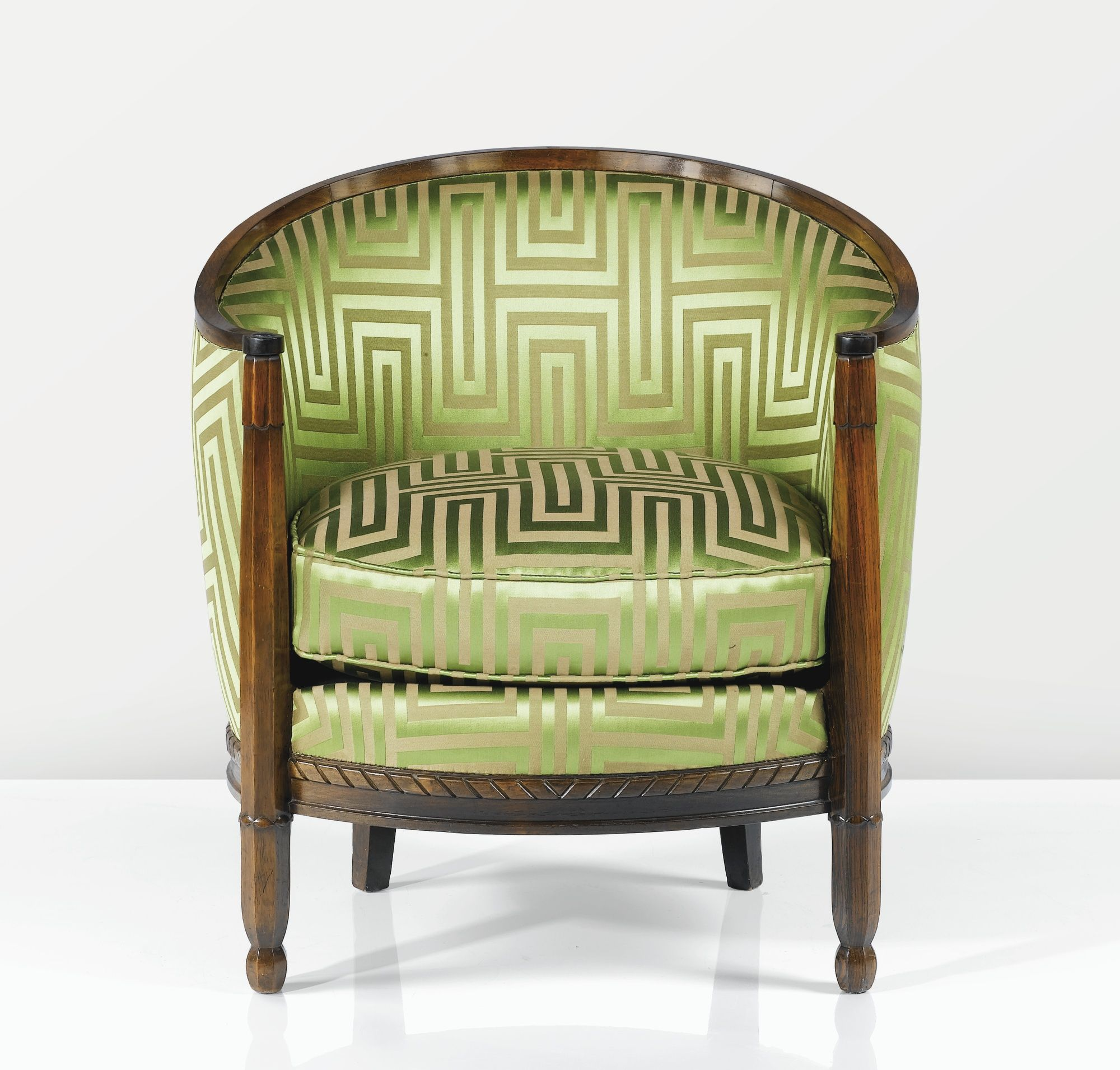 Ekenäset Sessel Grau Art Deco Armchair Louis Sue And Andre Mare 1927 28 Art