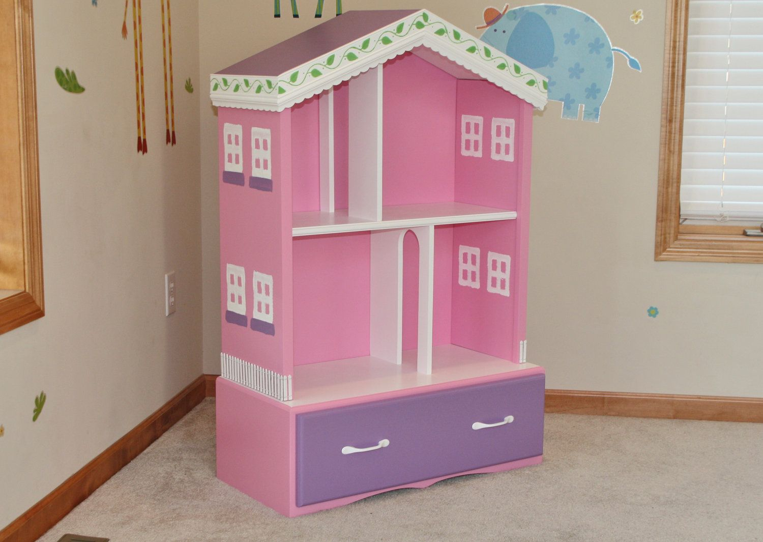 Barbie House Design Doll Houses Barbie Doll House By Handcraftedbyneil On