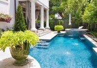 small outdoor pools ideas | Beautiful Small Backyard Pool ...