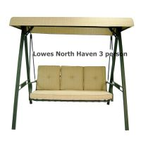 Lowes Patio Swing Canopy and Cushion Replacements ...