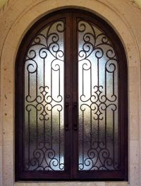 Colletti Design | Iron Doors | Wrought Iron Doors | Doors ...