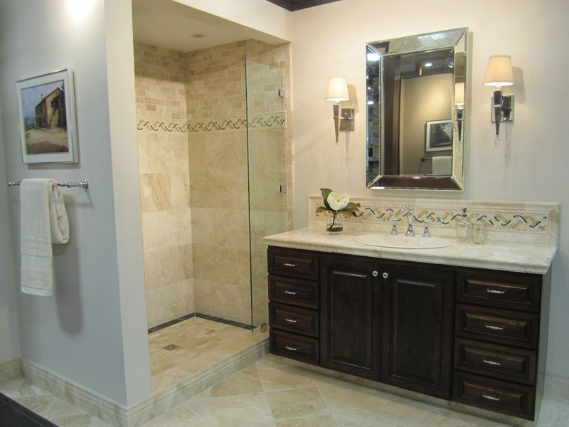 diana royal polished marble bathroom Notice the baseboard - bathroom baseboard ideas