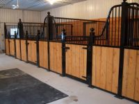 horse stall design ideas horse barn stalls design and ...