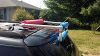 Attaching A Kayak To A Roof Rack - Lovequilts
