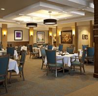 The Dining Room at Maison Senior Living | Decor ideas ...