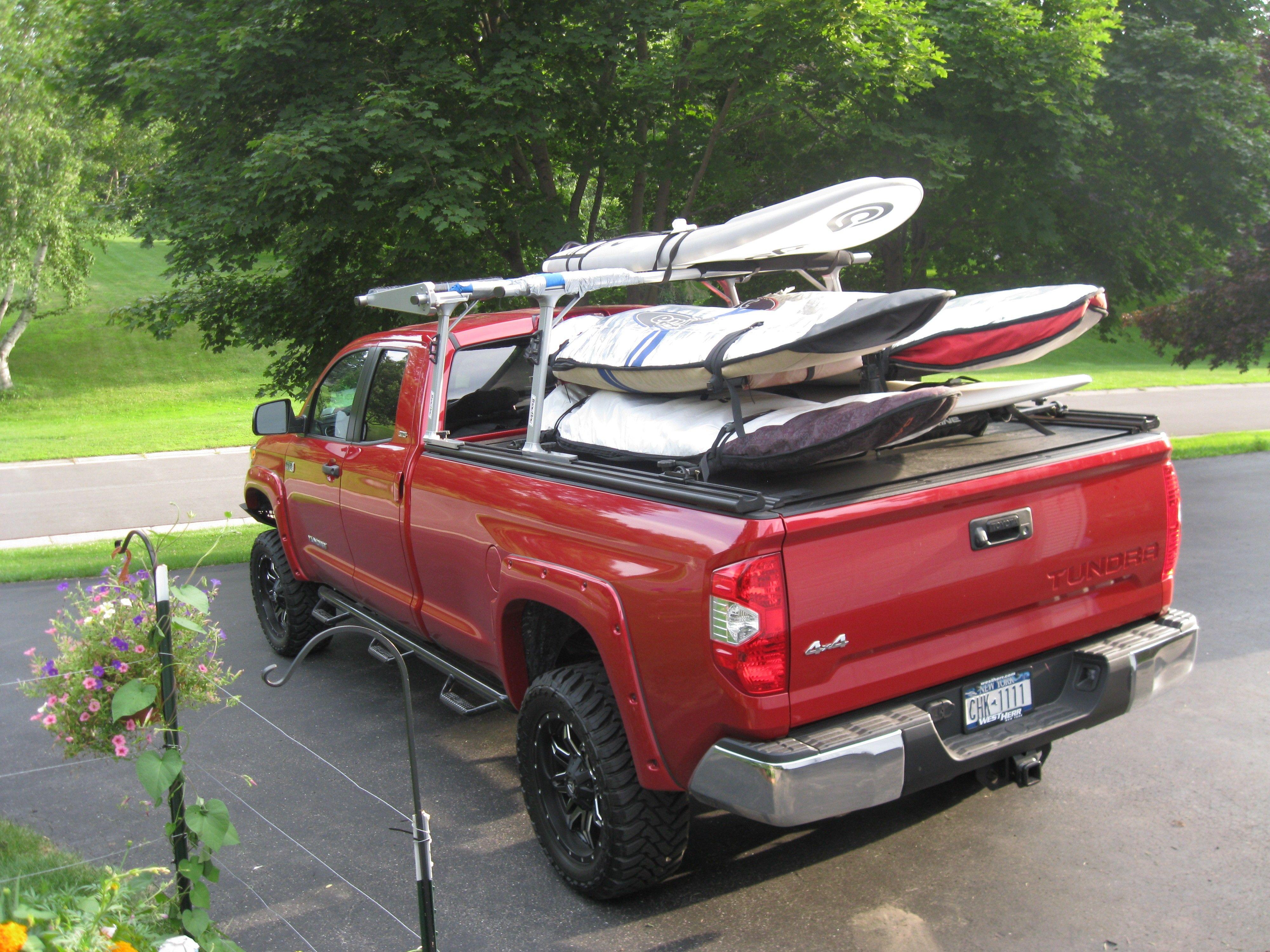 RetraxPRO MX Retractable Tonneau Cover + TracRac SR Truck
