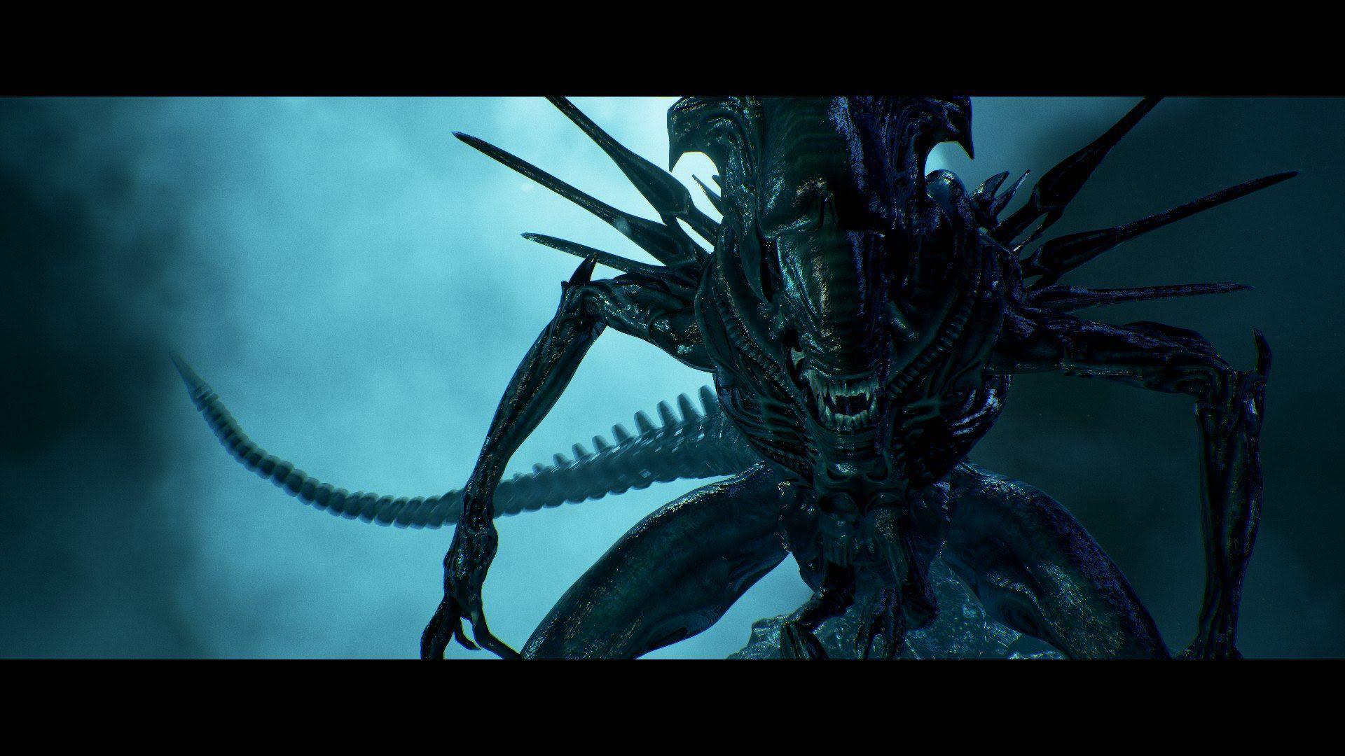 Stranger Things Wallpaper Cute Alien Queen Realtime On Unreal Engine 4 Art