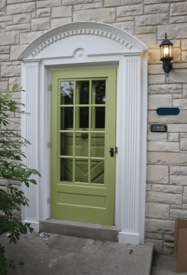 1000+ Images About Green Front Door On Pinterest | Doors, The