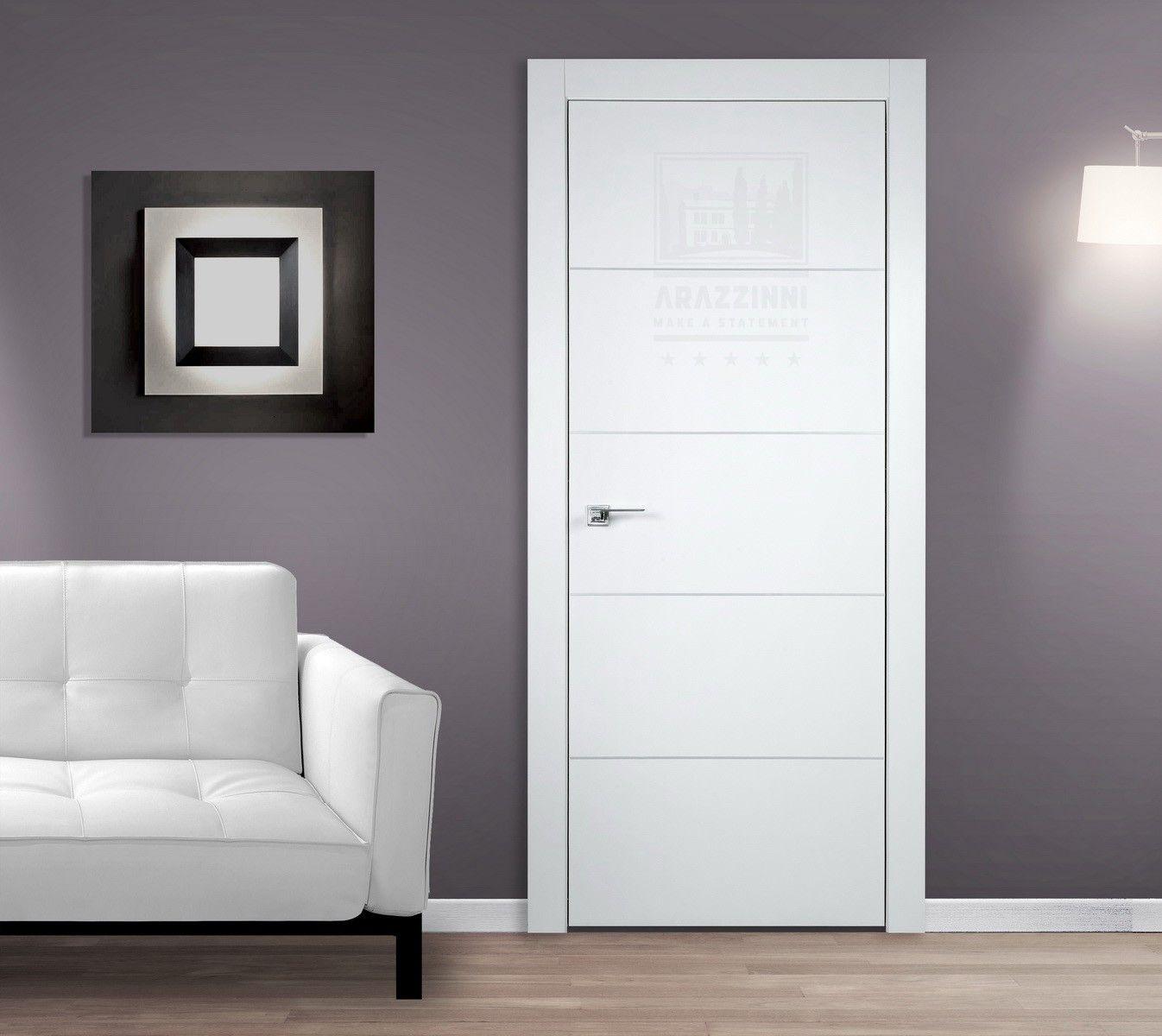 Arazzinni smartpro 4h polar white modern interior door