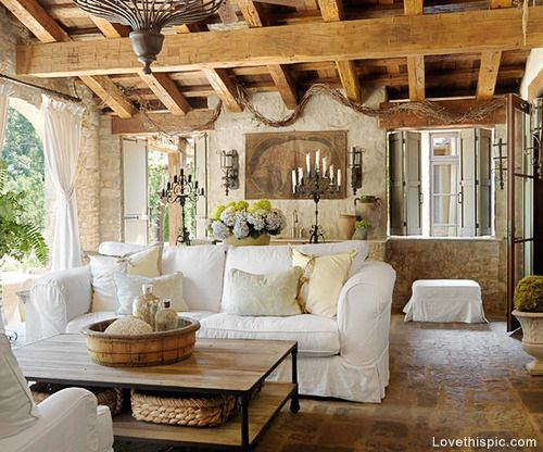 Tuscany Style Living Room Pictures, Photos, and Images for - tuscan style living room