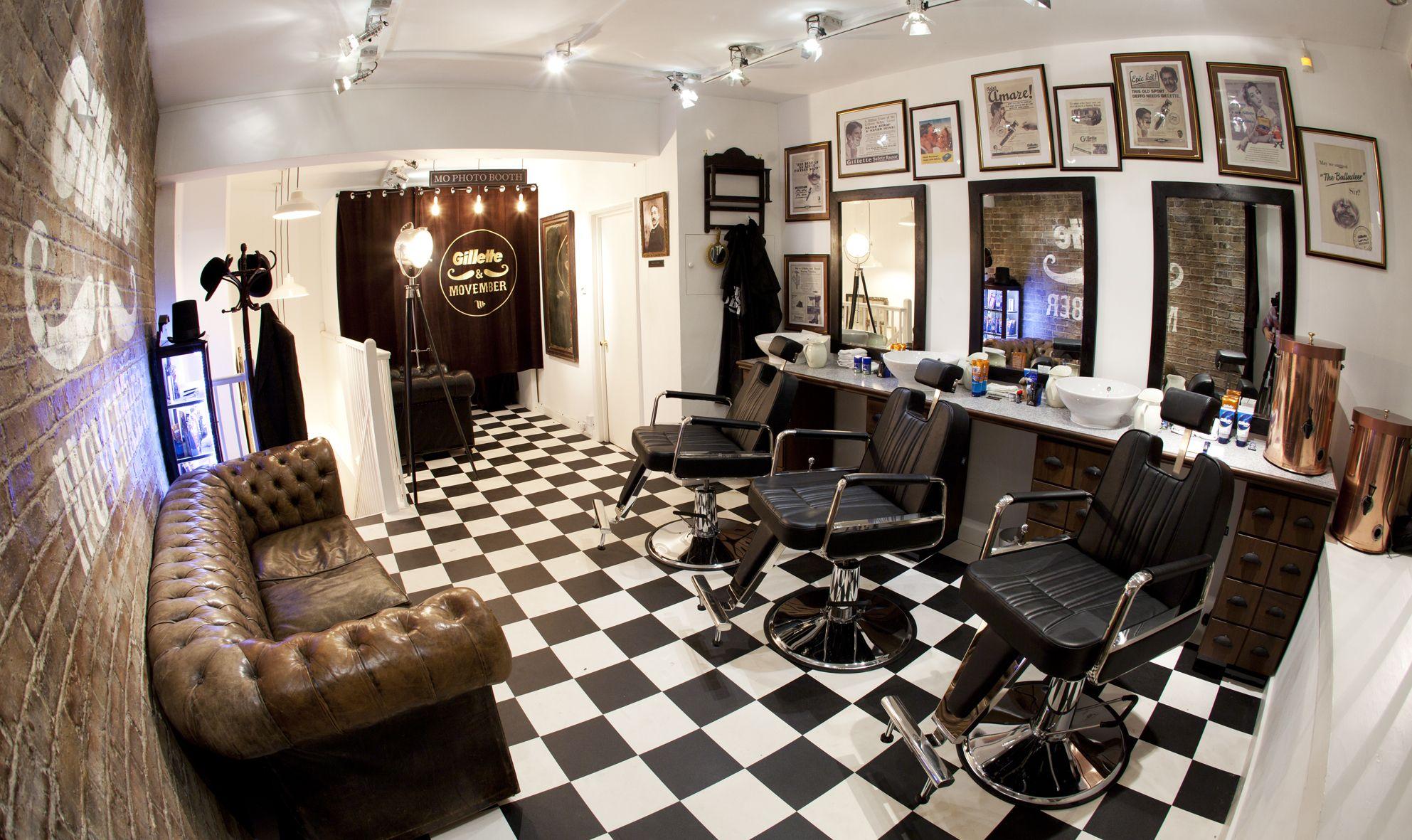 Barber Shop Ideas