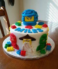 Ninjago cake | KOCHEN BACKEN | Pinterest | Ninjago kuchen ...