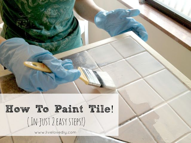 1000+ Images About How To Paint Tiles On Pinterest | Paint Tiles