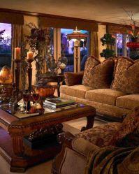 Living Room , Natural Tuscan Living Room : Tuscan Living ...