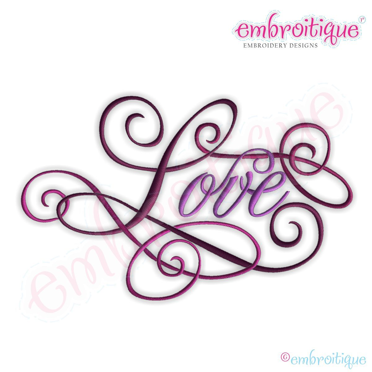 K Written In Calligraphy All Products Love Calligraphy Script Embroidery Design