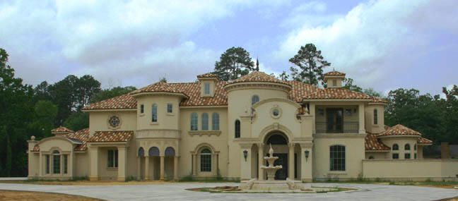 Italian Style Stucco Homes - Home Design And Style