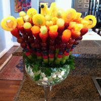 My design of a fruit arrangement for a friends bridal ...