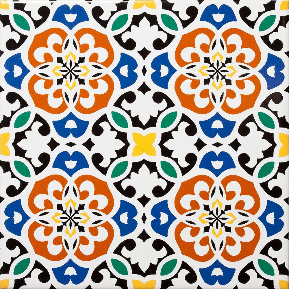 Ceramic tile designs