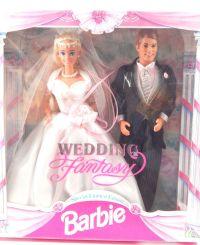 1993 Wedding Fantasy Barbie Gift Set, BARBIE & FRIENDS ...