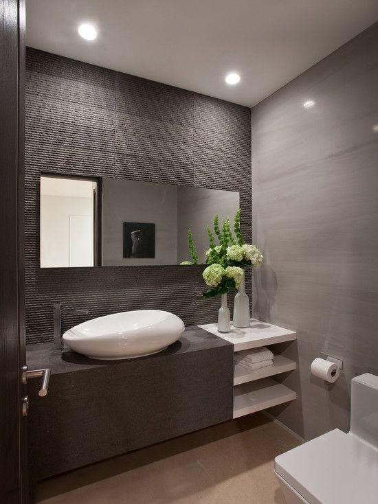 22 Small Bathroom Design Ideas Blending Functionality and Style - bathroom designs ideas