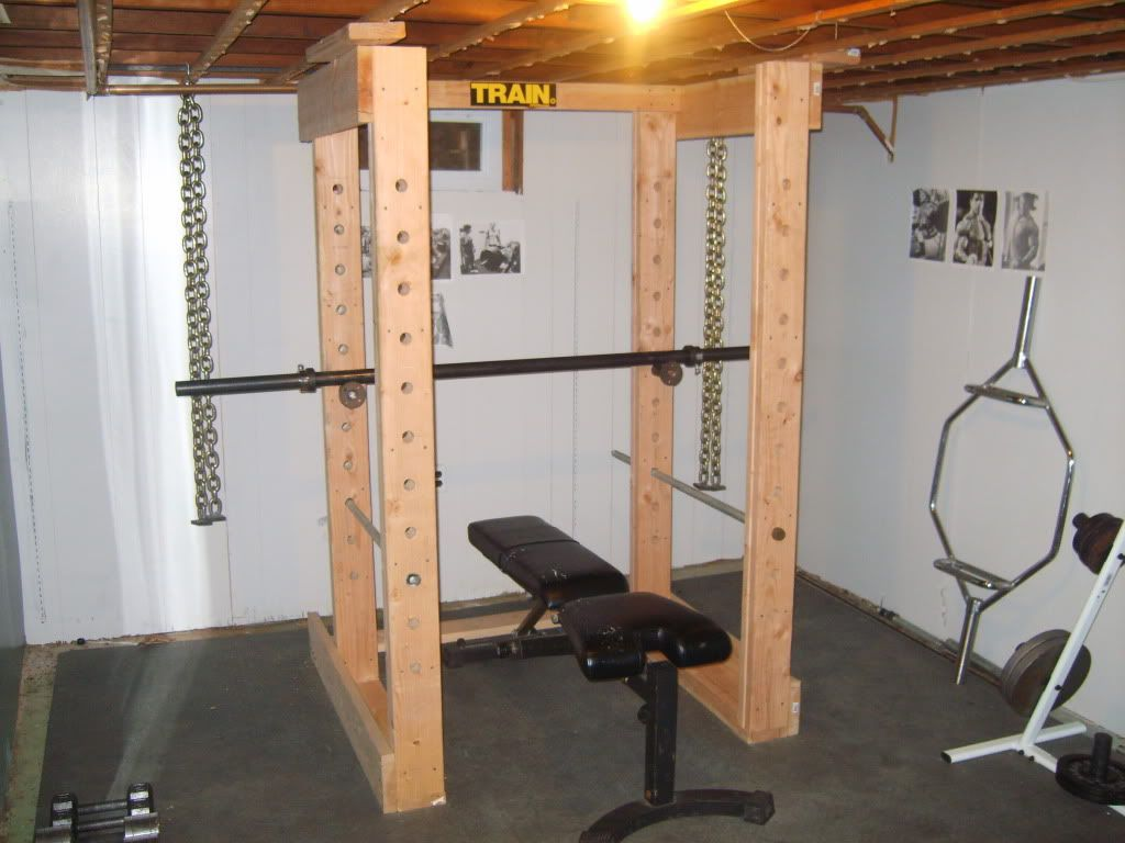 Cage Crossfit Exterieur Home Gyms Diy Google Search Ideas For Home Gym