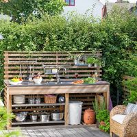 Design Your Space: Outdoor Kitchen Ideas | Kitchens