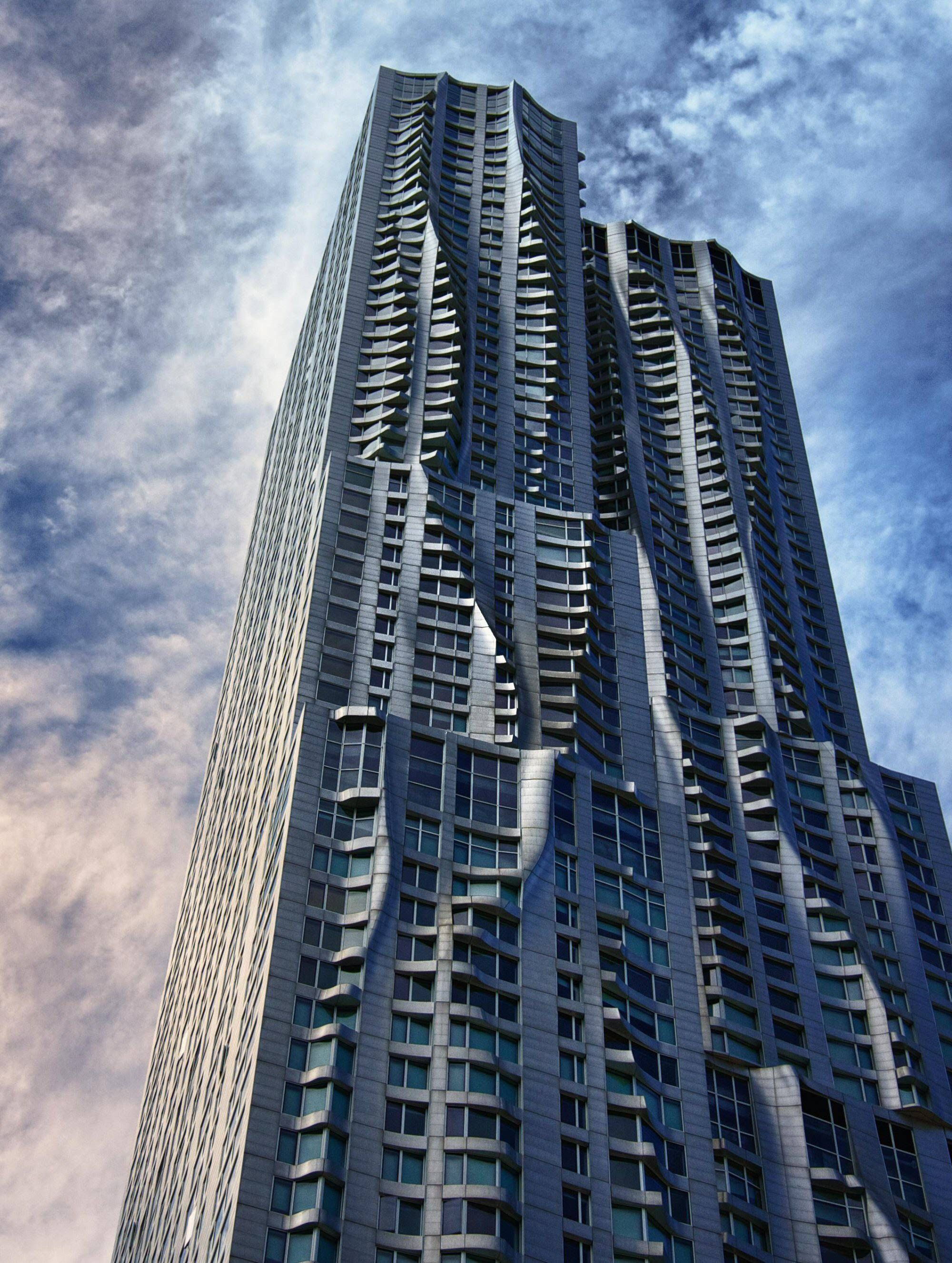 Tallest Residential Building Nyc 11 Multi Family Housing Projects You Live Where Frank