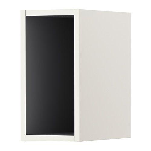 IKEA - TUTEMO, Regal, weiß\/grau, 20x37x40 cm, , Kann als - beige weis ikea
