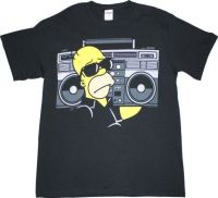 The Simpsons: 30 t-shirts designs with the funniest ...