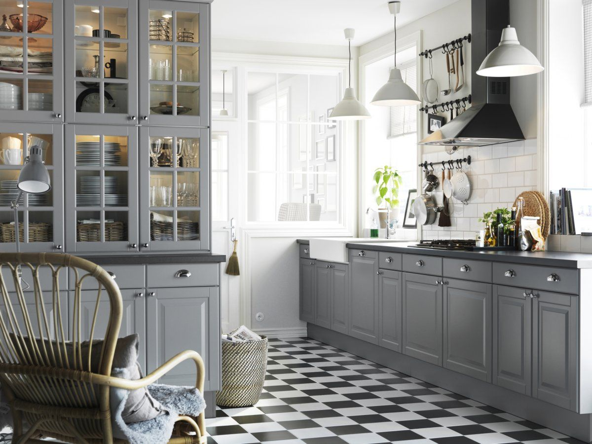 kitchen floor ideas Looking for Grey Kitchen Floor Ideas Find out what flooring works best with grey kitchen cabinets Find these options at our Louisville or Newport Stores