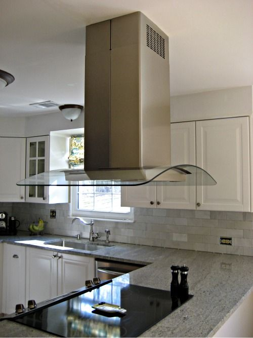 Kitchen Island Range Hoods Electrolux Island Range Hood Installation | Kitchen Ideas