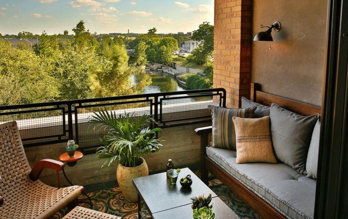 terrasse gestalten kleine terrasse gemütlich ausstatten ideen zum - kleine terrasse gestalten