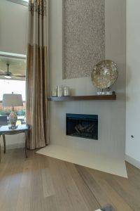 Gehan Homes Stanford Fireplace. Floor to ceiling fireplace ...