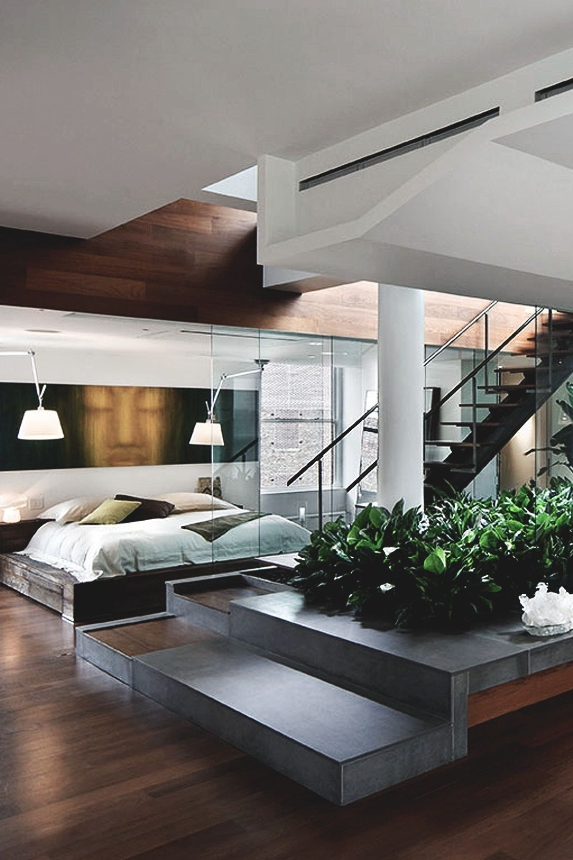 Modern Interior Home Design Modern House Interior Bedroom Pinterest Interiors
