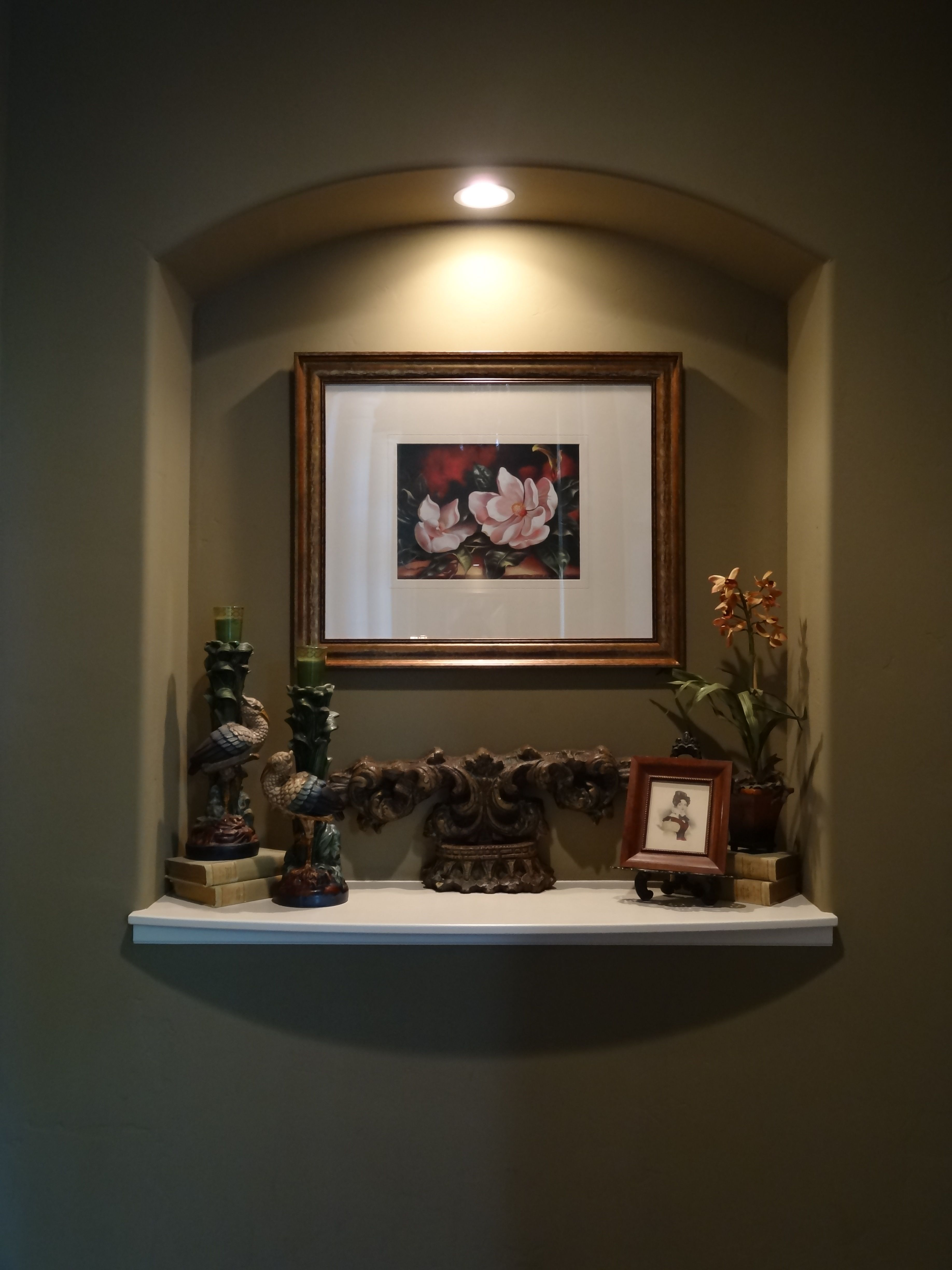 Wall Niches Designs. there are few things i love more than wall ...