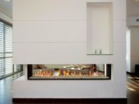 2 Sided Electric Fireplace Insert | Fireplace | Pinterest ...