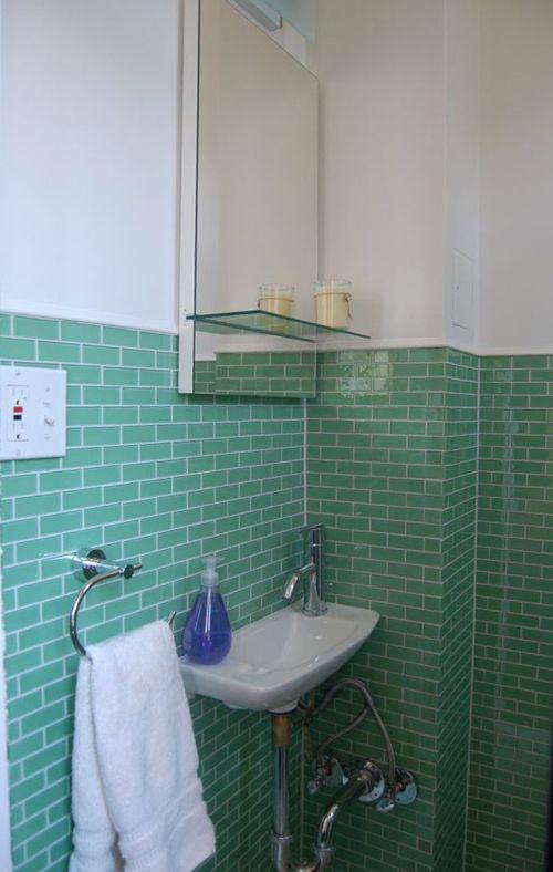 10+ Images About Art Deco Bathroom Retro Vintage On Pinterest