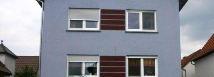 Fassade zweifarbig streichen - Beachtenswertes Html - fassade streichen welche farbe