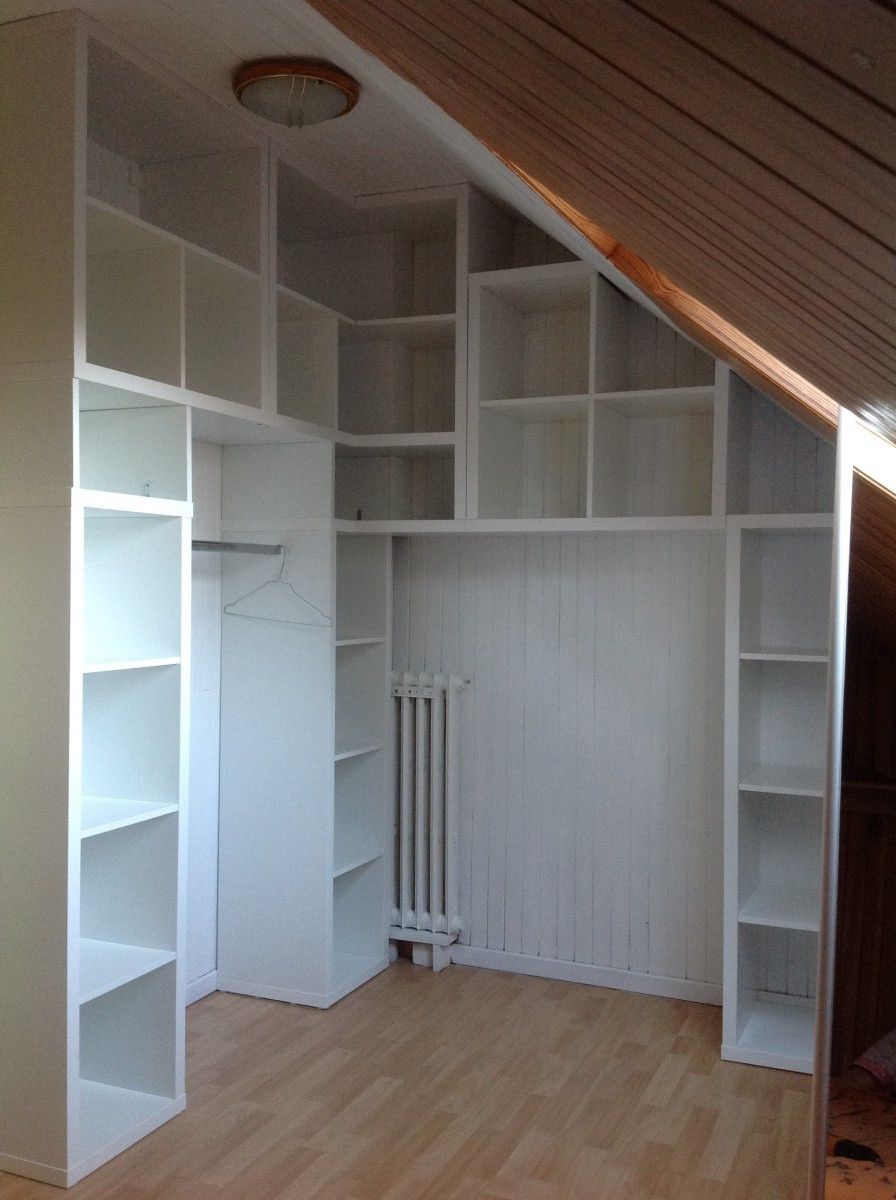 Casier Kallax Kallax Corner Wardrobe Gives New Meaning To Cupboard