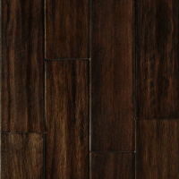 Dark Hardwood Floor Sample